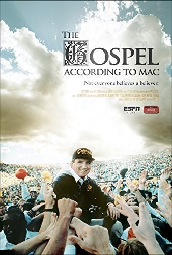 Espn Films 30 For 30: The Gospel According To Mac