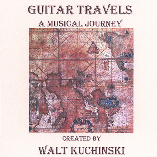 Guitar Travels-A Musical Journey