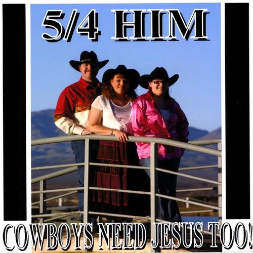 Cowboys Need Jesus Too