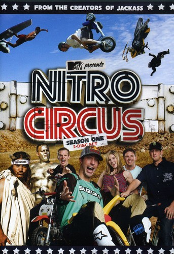 Nitro Circus: Season One [Full Frame] [2 Discs]