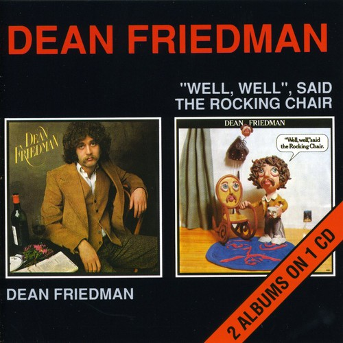 Dean Friedman/ Well Well Said Rocking Chair [Import]
