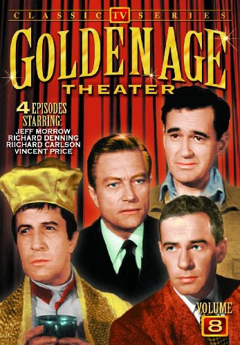Golden Age Theater, Vol. 8 [Black and White]