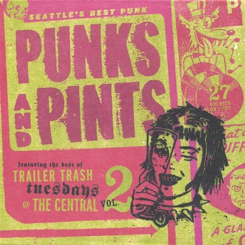 Punks & Pints-Seattle's Best Punk 2 /  Various