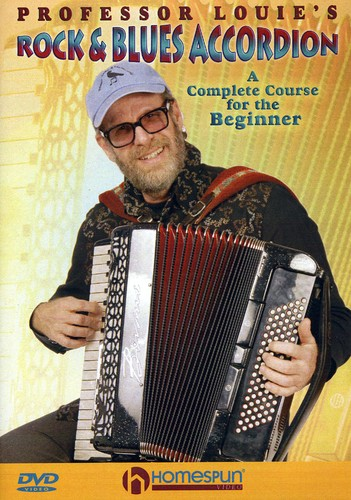 Professor Louie's Rock & Blues Accordion: Complete