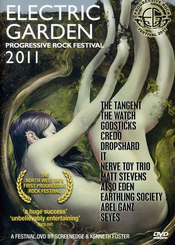 Electric Garden 2011: Live at Rock Fest /  Various