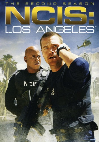NCIS Los Angeles: The Second Season