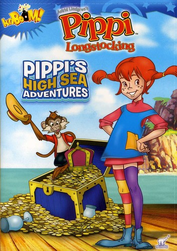 Pippi Longstocking: Pippi's High Sea Adventures