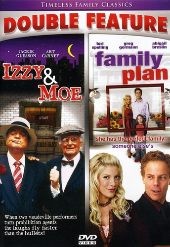 Izzy and Moe /  Family Plan