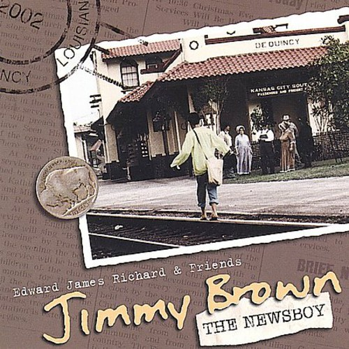 Jimmy Brown the Newsboy