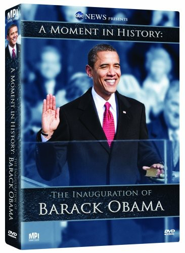 Moment in History: Inauguration of Barack Obama