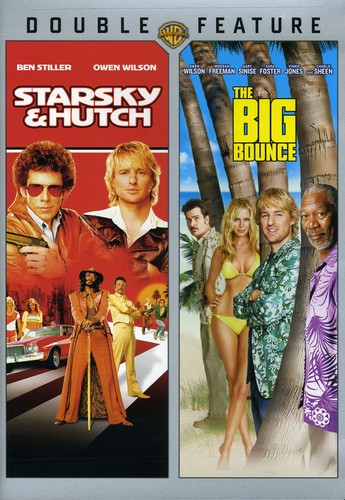 Starsky and Hutch [2004]/ The Big Bounce [2004] [WS] [Double Feature]