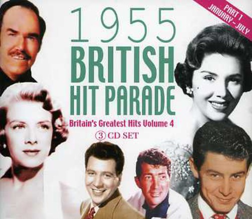 The 1955 British Hit Parade, Vol. 4 [Pt. 1] [Box Set]