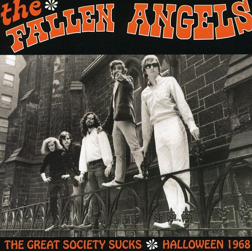 Great Society Suckss: Halloween 1968