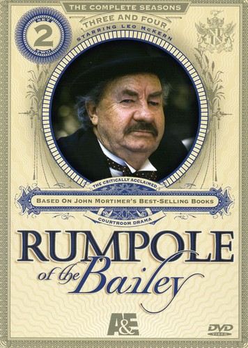 Rumpole of the Bailey: Set 2: The Complete Seasons Three and Four