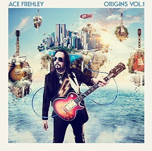 Ace Frehley Origins 1