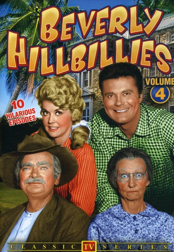 The Beverly Hillbillies: Volume 4