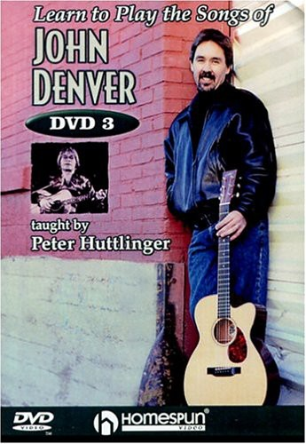 Learn to Play Songs of John Denver: Lesson 3