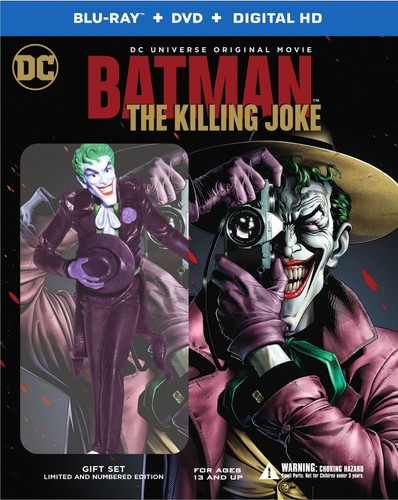 Batman: The Killing Joke (w /  figurine)