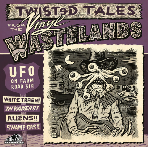 Ufo On Farm Road 318: Twisted Tales From /  Various