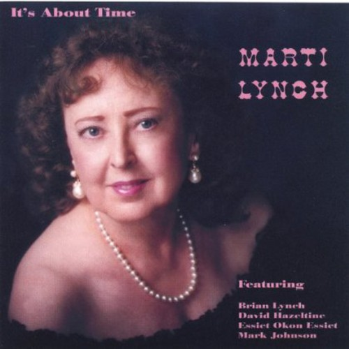 It's About Time Marti Lynch