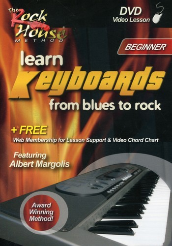 Learn Keyboards from Blues to Rock: Beginner