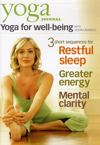 Yoga Journal: Yoga for Well Being