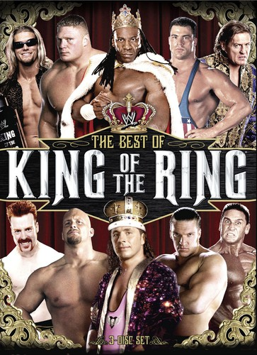 The Best Of King Of The Ring [Full Frame] [Digipak]