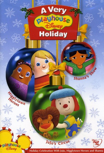 Playhouse Disney Holiday 2005