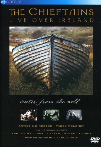 The Chieftains: Live Over Ireland--Water From the Well