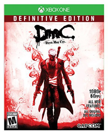 Devil May Cry - Definitive Edition for Xbox One