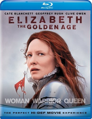 Elizabeth: The Golden Age [Widescreen]