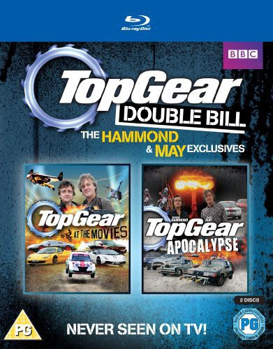 Top Gear Double Bill Hammond & May Specials [Import]
