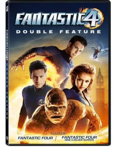 Fantastic Four Double Feature