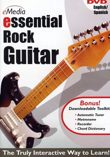 Essential Rock Guitar