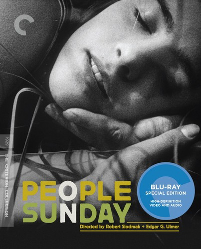 Criterion Collection: People On Sunday [Fullscreen] [Subtitled] [B&W]