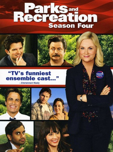 Parks and Recreation: Season Four