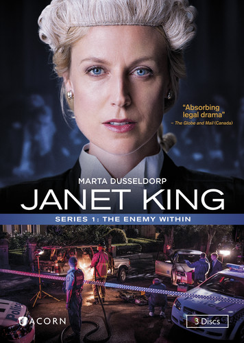 Janet King: Series 1 The Enemy Within