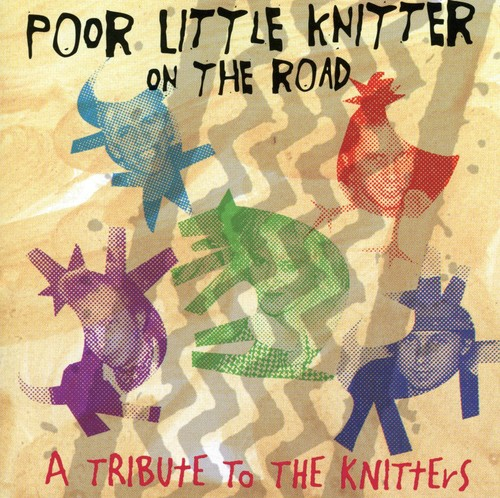 Poor Little Knitter On Road