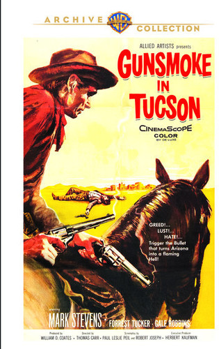 Gunsmoke in Tuscon