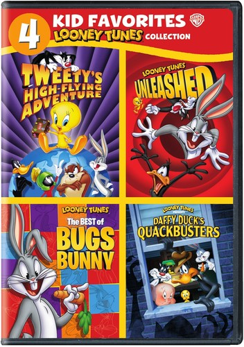 4 Kid Favorites: Looney Tunes Collection