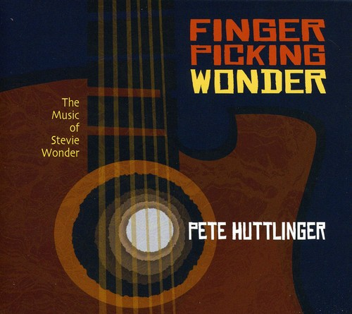 Fingerpicking Wonder: Music of Stevie Wonder