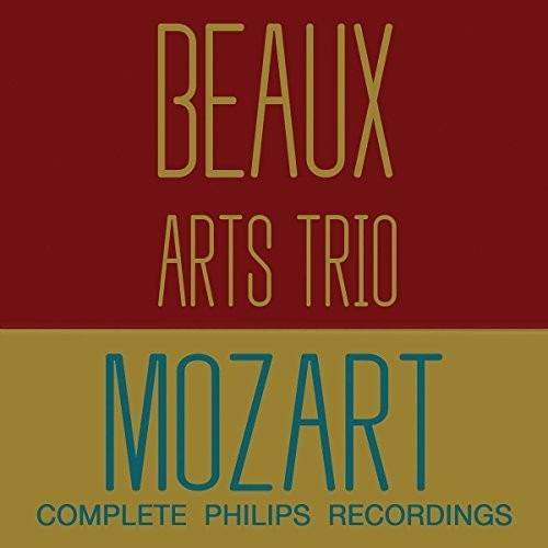 Mozart - The Piano Trios
