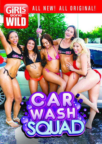 Girls Gone Wild: Car Wash Squad