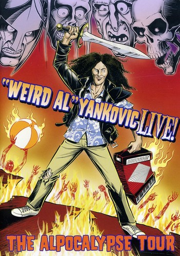 Weird Al Yankovic Live - the Alpocalypse Tour