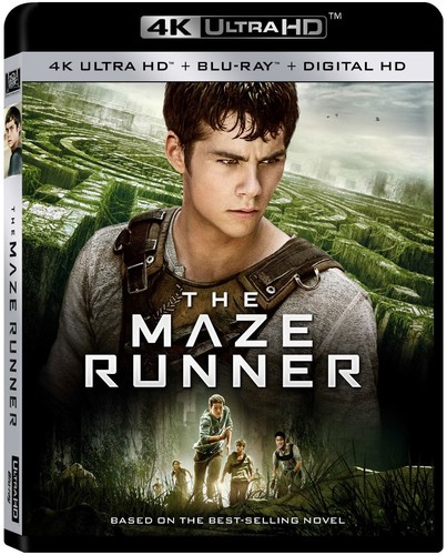 The Maze Runner [4K Ultra HD + Blu-ray + Digital HD]