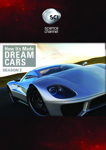 How It's Made Dream Cars: Season 2