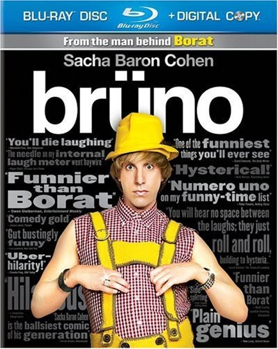 Bruno [Widescreen] [Slipsleeve] [2 Discs] [Digital Copy]