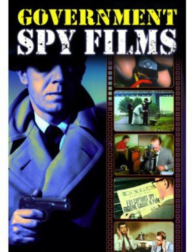 Government Spy Films: A Collection of Vintage