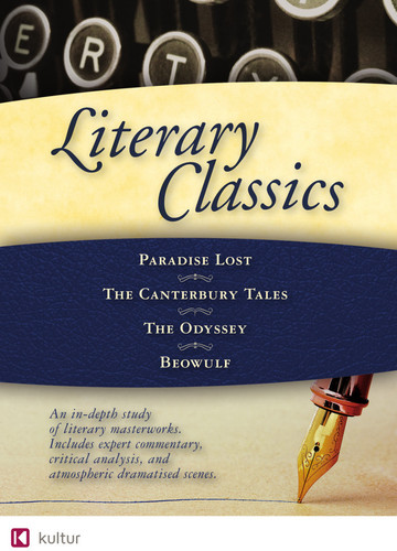 Literary Classics: Odyssey Beowulf Divine Comedy