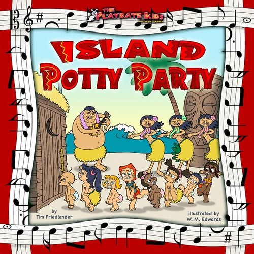 Island Potty Party